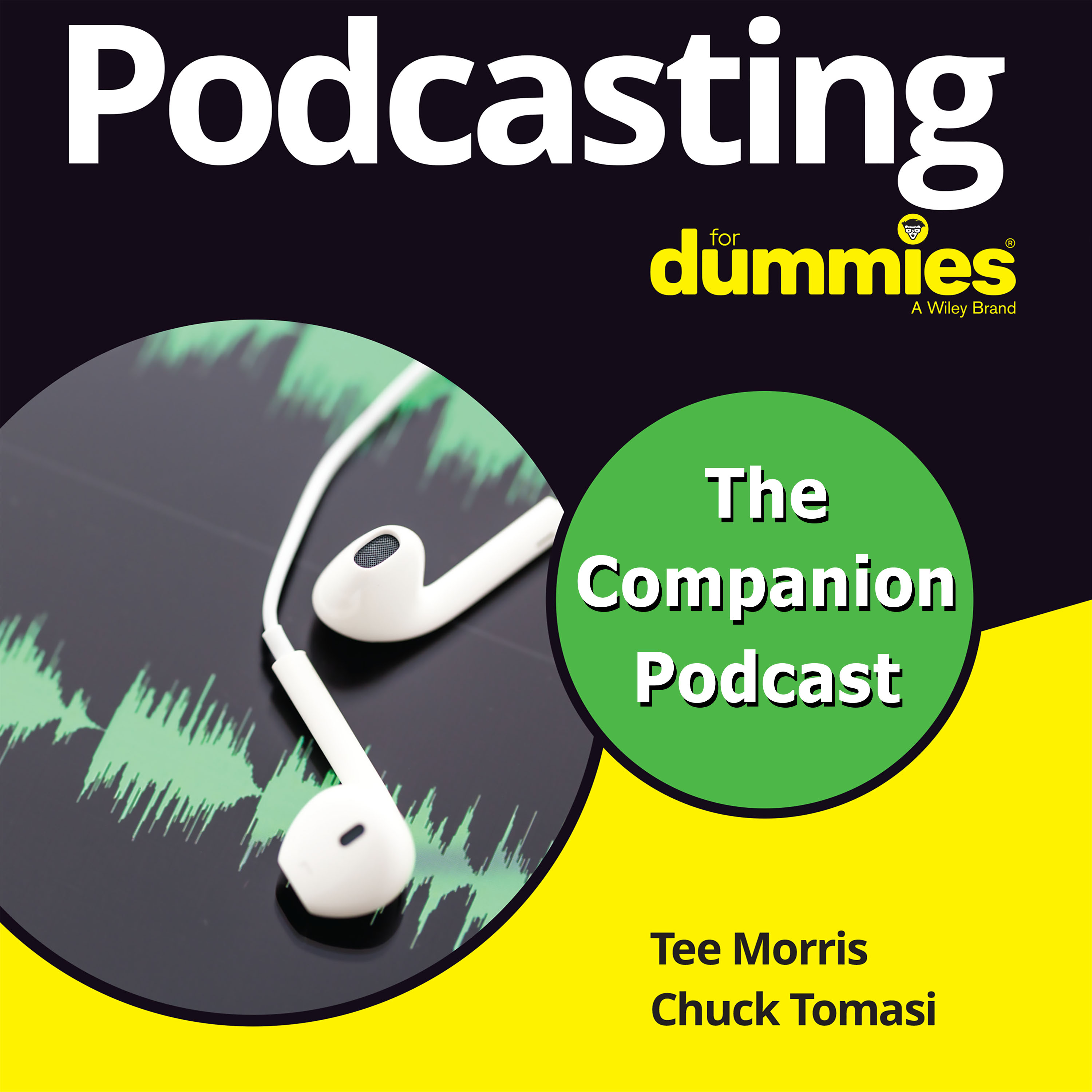 Podcasting for Dummies - News and Companion Podcast